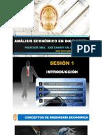 S1y2-Sesion1 y 2 Analisis Economico