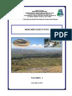 Mejoramiento Regulacion Sistema Riego Rio Cunas