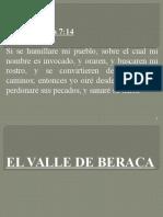 El Valle de Beraca