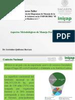 1.- Aspectos Metodologicos de Manejo Forestal