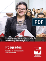 Plegable Especializacion Gerencia Marketing