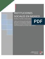 Instituciones Sociales en México
