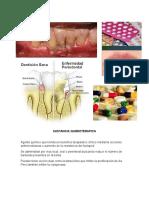 2 Unidad Seminario de Periodoncia ( Admisnitracion Sistemica de Antibioticos)