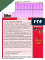 DERECHO_ EL PAGO - Derecho de Obligaciones