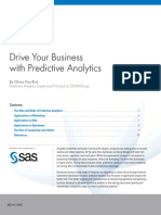 Drive Your Business With Predictive Analytics 105620