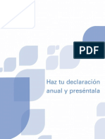 Haz Declaracion Anual