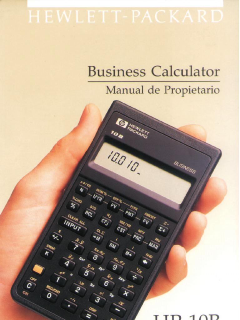 manual hp 10b rh scribd com manual de calculadora hp 10b business manual da calculadora hp 10bii