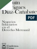 1230 Garrigues - Negocios Fiduciarios en Derecho Mercantil