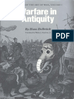 Delbrück - Warfare in Antiquity - History of the Art of War, Volume I