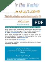 Tafsir Ibn Kathir - 088 Ghashiyah