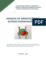 Manual de Orientação Do Estágio Supervisionado 2010_0