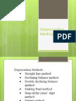 Depreciation Methods(1)