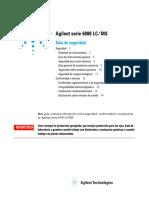 Agilent Serie 6000 LC-MS