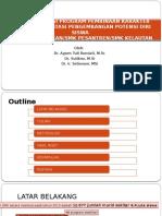 Kajian Evaluasi Program Pembinaan Karakter 2 Des 2015