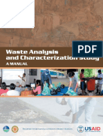 Waste Analysis and Characterization Study_A Manual