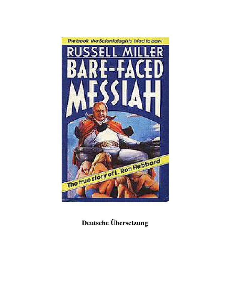 Deutsche Übersetzung: Bare Faced Messiah   Die Wahre Geschichte Von L. Ron  Hubbard