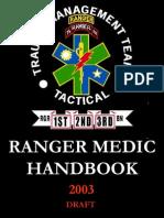 Ranger Medic Handbook Draft 2003_1