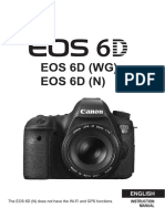 EOS 6D Instruction Manual En