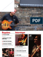 Bass Guitar Magazine Issue 57 Contents