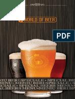 Prezentare World of Beer 2016