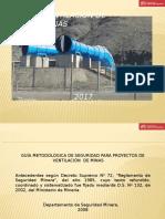 Indicaciones Generales Proyectos Ventilacion