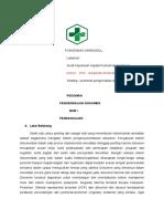 Pedoman Pengendalian Dokumen New