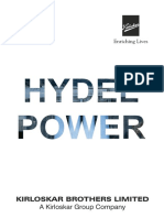 PDF 725201620729PMKirloskar Turbine Catalogue