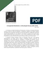 A Esquerda Dissidente e a Revolução Russa 1900-1923