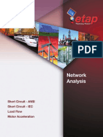 Etap Network Analysis
