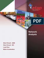 Etap Network Analysis