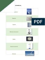 Materiales, Parte Experimental y Calculos de Recristalizacion