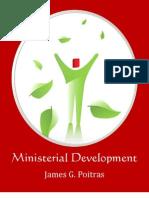 Ministerial Development 2010 Prototype Minister Version
