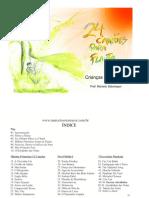 24 Canções Para Flauta Doce