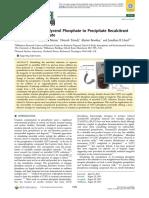 newsome et al 2015 u iv  phosphate oa