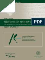 Cultivating Good Alumni Relationships in Conservatoires 2007