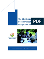 the challenges of decentralisation design in cambodia.pdf