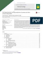 newsome et al 2014 biogeochemistry review