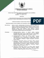 Permen ESDM 07 2014 tentang pelaksanaan reklamasi.pdf