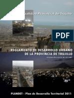Reglamento de Desarrollo Urbano