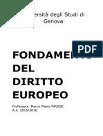 FONDAMENTI DEL DIRITTO EUROPEO - Documenti Google.pdf
