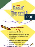 #5Basic Life Skills