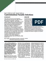 infecções parasitárias intestinais