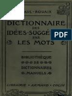Les mots de la langue française groupés d'après le sens.pdf