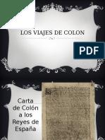 Cartas de Colon