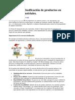 La Correcta Dosificación de Productos en Procesos Industriales