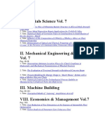 MMSE Journal Vol.7 2016