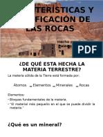 Tema 2 Características y Clasificación de Las Rocas