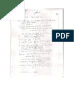 [FIS122] Resolução - Lista de Oscilações - Física UFBA