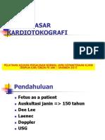 Dasar-dasar Kardiotokografi (KTG)