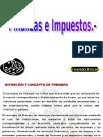 Finanzas e Impuestos(Tema 01)